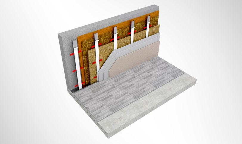 материалы для звукоизоляции в квартире