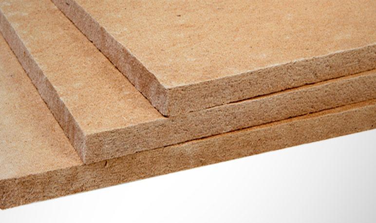 мягкая древесно-волокнистая плита