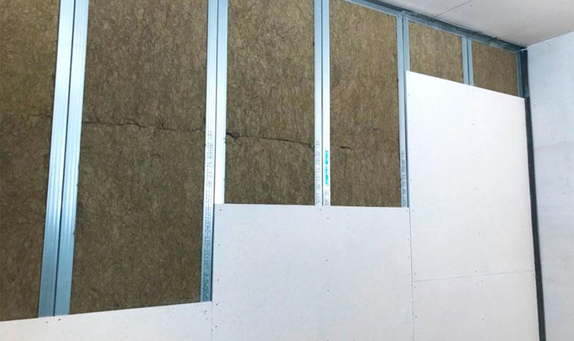 шумоизоляция стен в новостройке