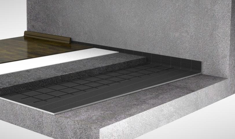 звукоизоляция пола при цементно-песочной стяжке